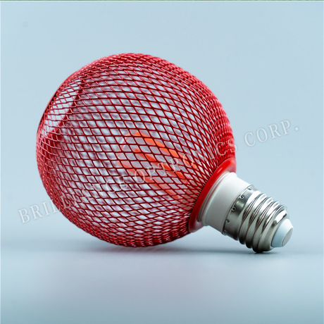 LED Grow Lights with Metal Mesh